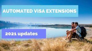 2021 work visa extensions