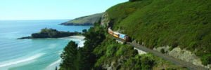 Seasider - Taieri Gorge Train
