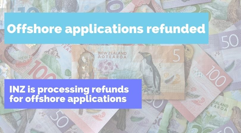 Immigration refunds