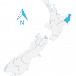new zealand map gisborne