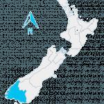 new zealand map waikato