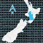 new zealand map whanganui manawatu