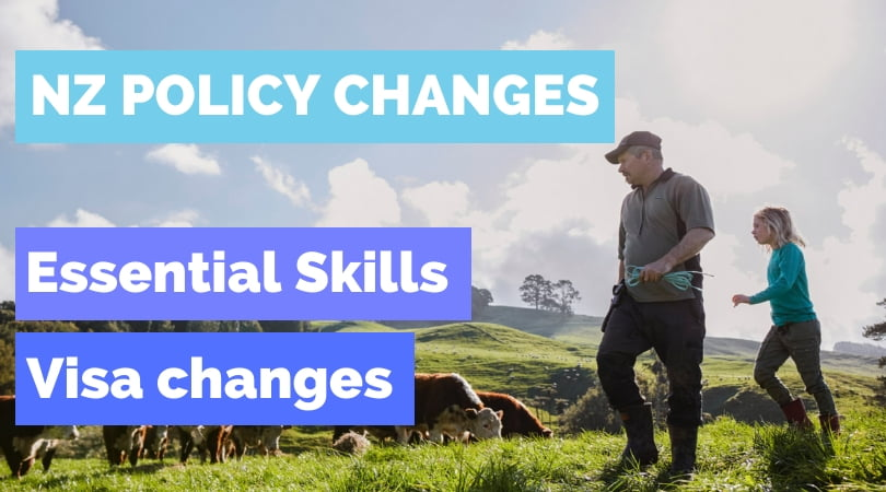 changes on new zealand work visas