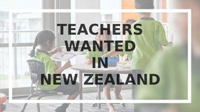 Teach in New Zealand