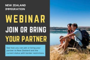 Partner visa New Zealand